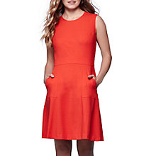 Buy Yumi A-Line Pocket Dress, Coral Online at johnlewis.com