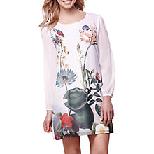 Buy Yumi Lilypad Yumi Dress, Ivory Online at johnlewis.com