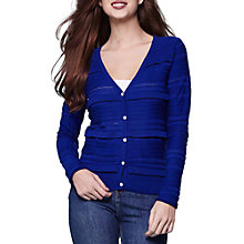 Buy Yumi Pointelle Frill Cardigan Online at johnlewis.com