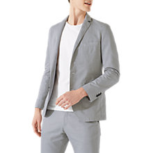 Buy Jigsaw Jacket Cotton Linen Jacket Online at johnlewis.com