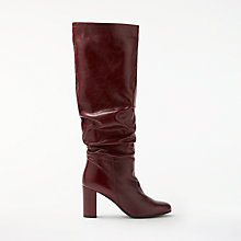 Buy Modern Rarity Suri Knee High Slouch Boots Online at johnlewis.com