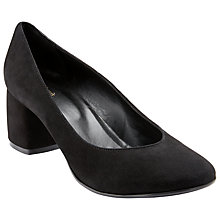 Buy John Lewis Anya Block Heeled Court Shoes Online at johnlewis.com