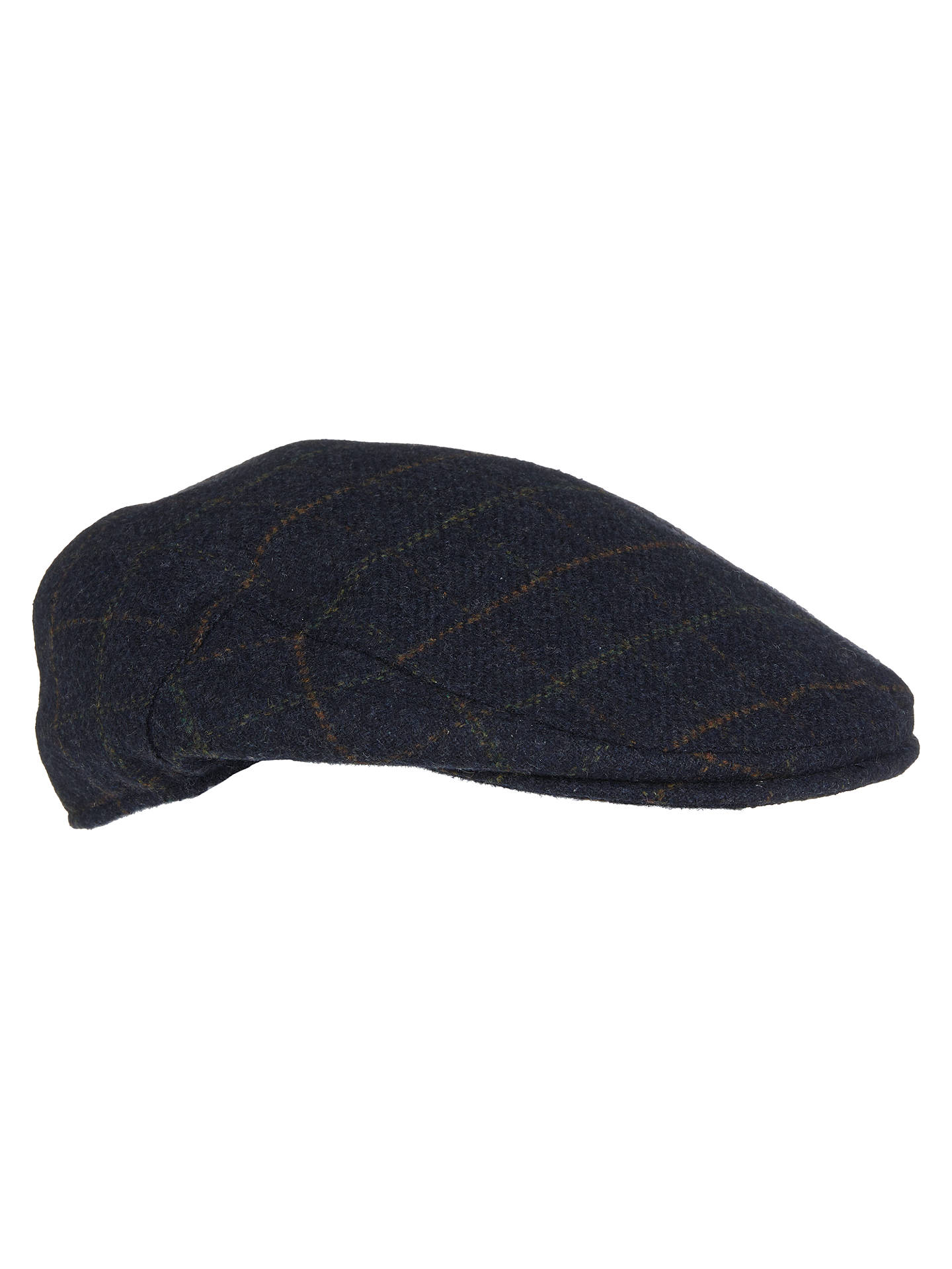2998fad4b3a8e ... netherlands buyjohn lewis check flat cap navy s m online at johnlewis  7543f 82775