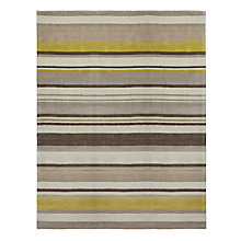 Buy John Lewis Country Florence Stripe Rug, Multi Online at johnlewis.com