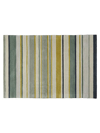 Buy John Lewis & Partners Country Chateaux Stripe Rug, Multi, L300 x W200cm Online at johnlewis.com