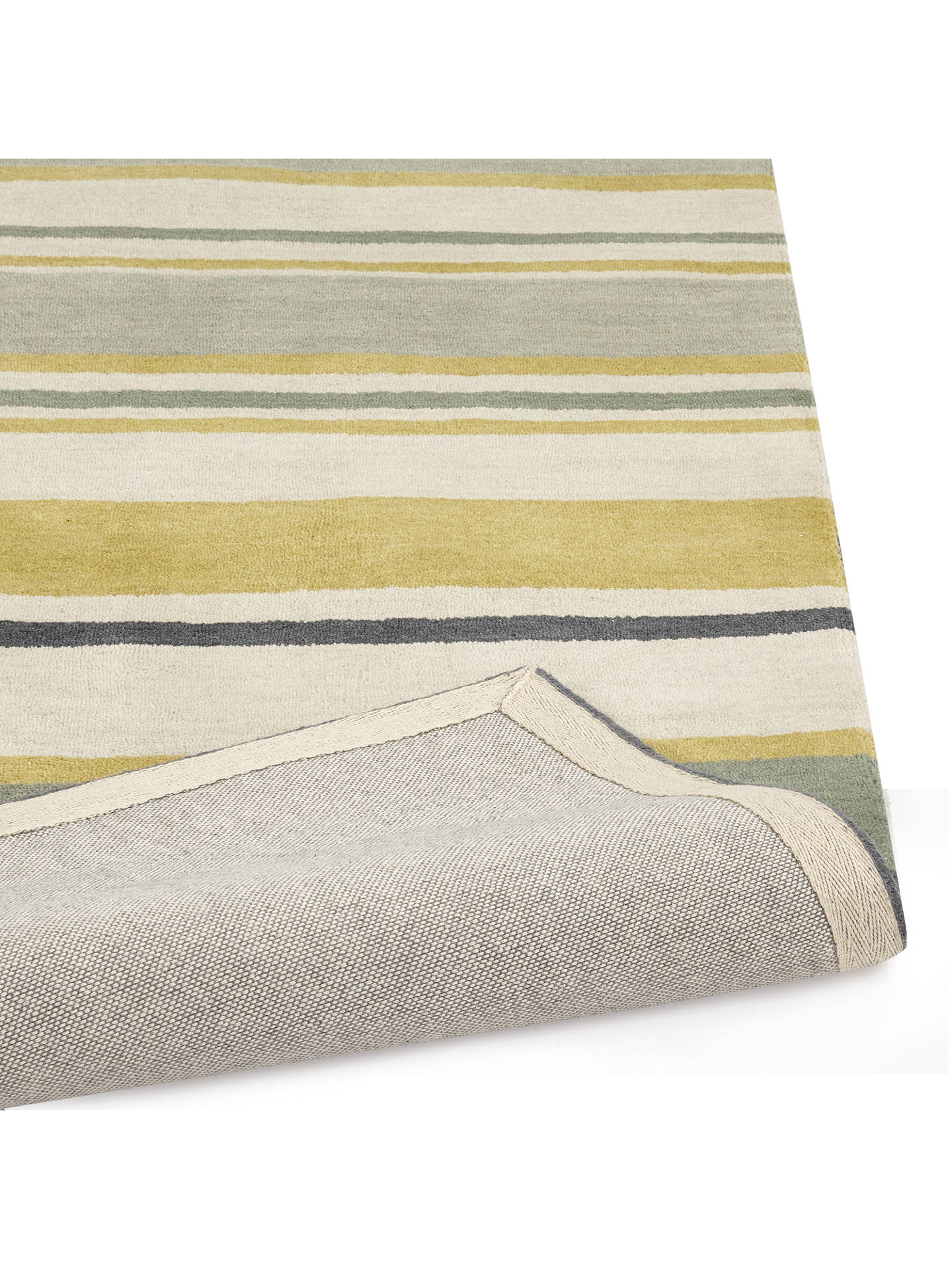 BuyJohn Lewis & Partners Country Chateaux Stripe Rug, Multi, L180 x W120cm Online at johnlewis.com
