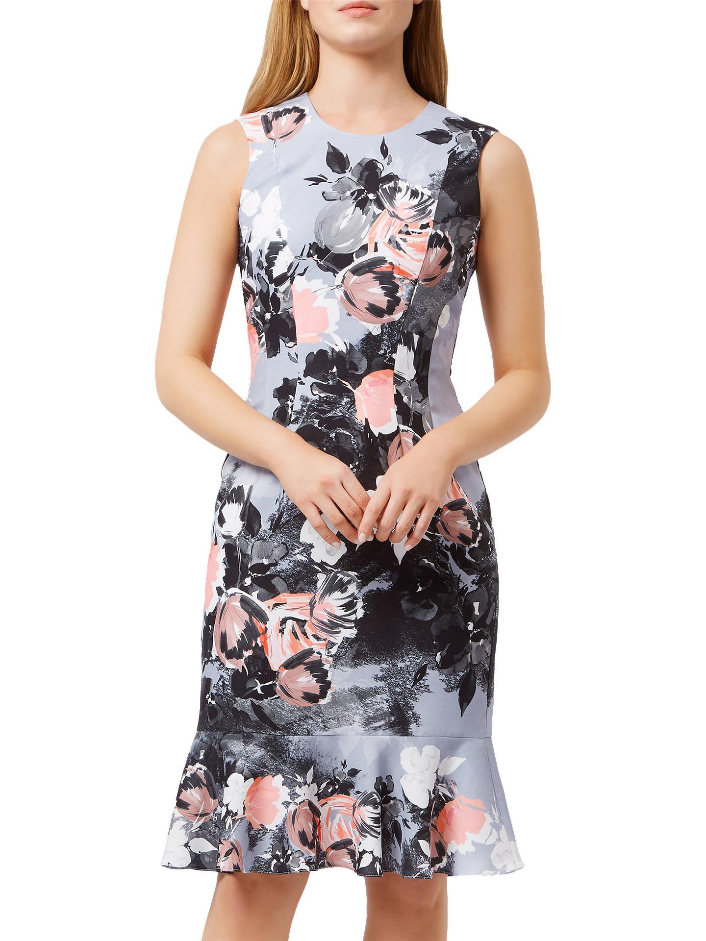 ec15597dc81b4 Damsel in a Dress Vintage Tulip Dress, Multi at John Lewis & Partners