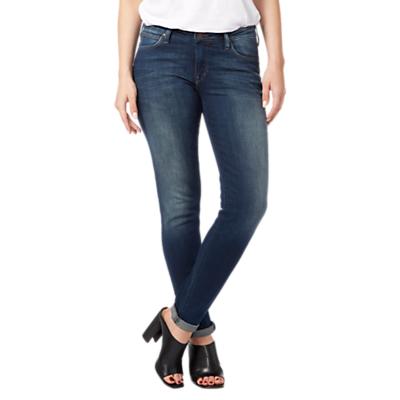 Lee Scarlett Regular Waist Skinny Jeans, Mean Streaks