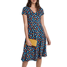 Buy Seasalt Pier View Dress, Rough Leaf Night Online at johnlewis.com