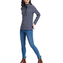 Buy Joules Cowdray Funnel Neck Jersey Top Online at johnlewis.com