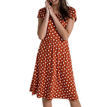 Buy Seasalt Carnmoggas Dress, Sponge Spot Bucket Online at johnlewis.com