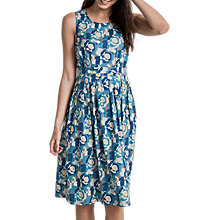 Buy Seasalt Seamstress Dress, Headland Floral Calico Online at johnlewis.com