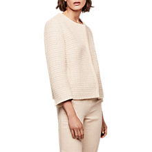 Buy Gerard Darel Vanna Jacket, Beige Online at johnlewis.com