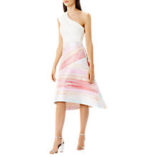 Buy Coast Havanna Stripe Skirt, Multi Online at johnlewis.com