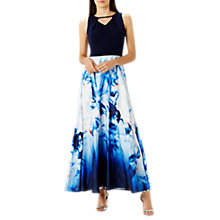 Buy Coast Positano Print Maxi Dress, Multi Online at johnlewis.com