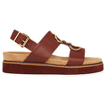 Buy Whistles Firth Ring Flatform Sandals Online at johnlewis.com