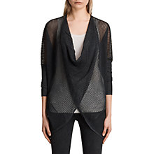 Buy AllSaints Itat Levita Shrug Online at johnlewis.com