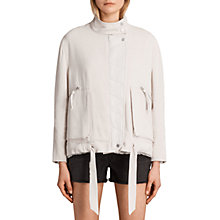 Buy AllSaints Victoria Jacket Online at johnlewis.com