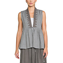 Buy East Daffodile Check Jacket, Grey Online at johnlewis.com