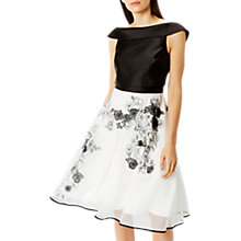 Buy Coast Cici Artwork Dress, Mono Online at johnlewis.com