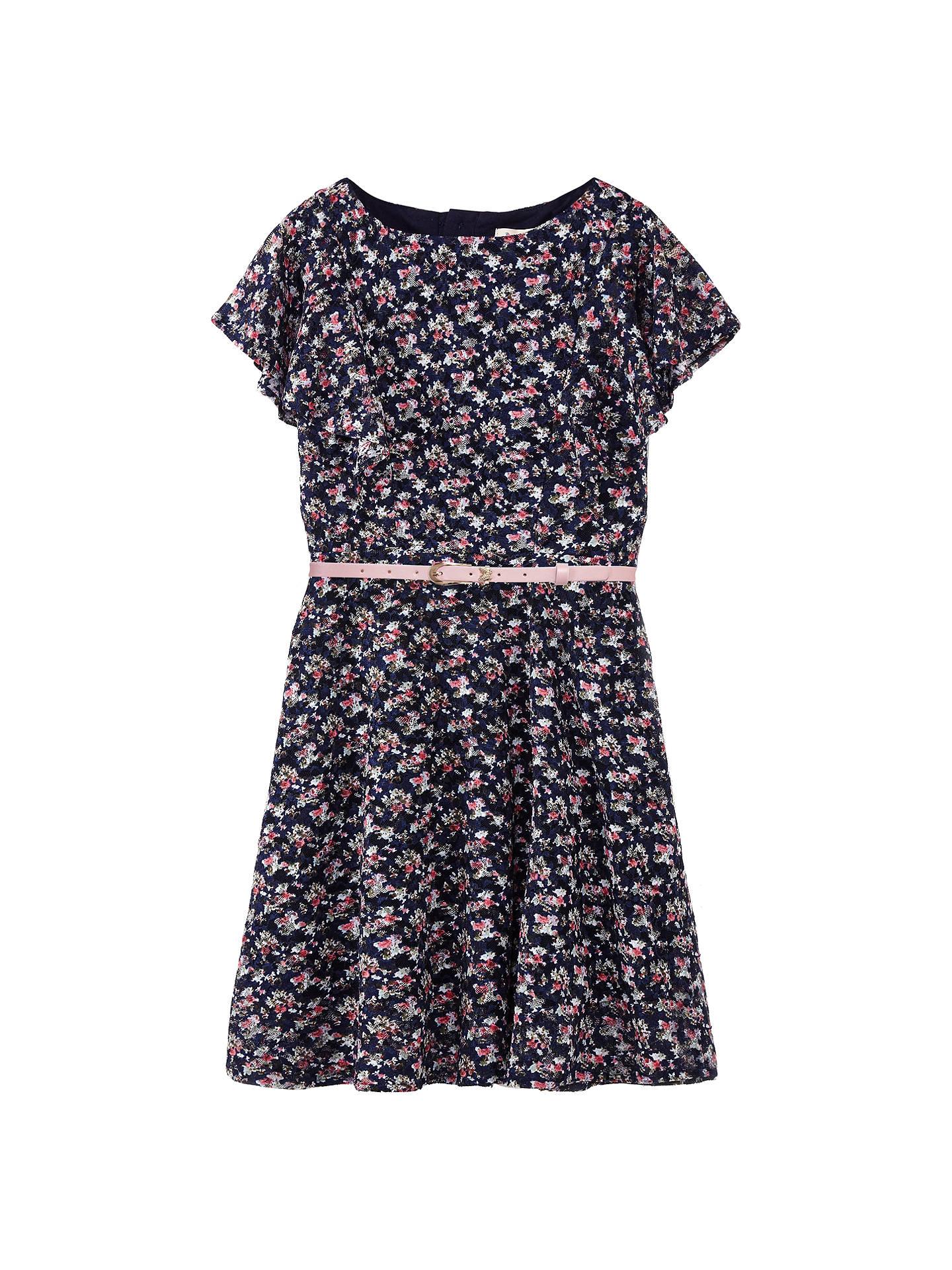 f2dbdab5b278 Buy Yumi Girl Lace Frill Sleeve Dress