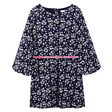 Buy Yumi Girl Ditsy Lace Bell Sleeve Dress Online at johnlewis.com