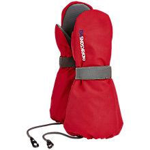 Buy Didriksons Children's Biggles Mittens Online at johnlewis.com