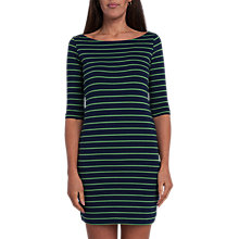 Buy French Connection Tim Tim Striped Dress Online at johnlewis.com