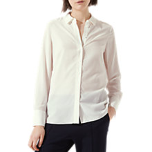 Buy Jigsaw Silk Shirt Online at johnlewis.com
