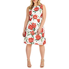 Buy Studio 8 Logan Floral Print Dress, Multi Online at johnlewis.com