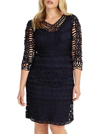 Studio 8 Beryl Dress, Navy
