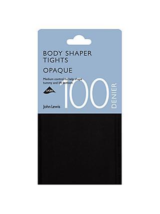 1160e0f6b3 John Lewis   Partners 100 Denier Bodyshaper Opaque Tights