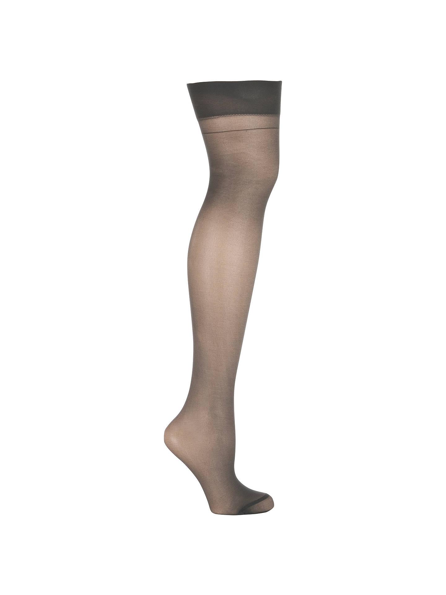 44b9c39f0 ... Buy John Lewis   Partners 15 Denier Sheer Stockings