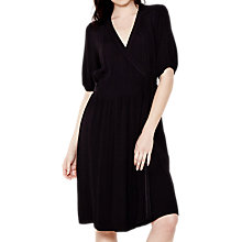 Buy Ghost Grace Dress, Black Online at johnlewis.com