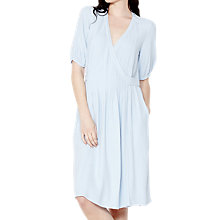 Buy Ghost Grace Dress, Pale Blue Online at johnlewis.com