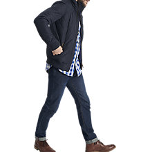 Buy Joules Hanbury Quilted Jacket, Marine Navy Online at johnlewis.com