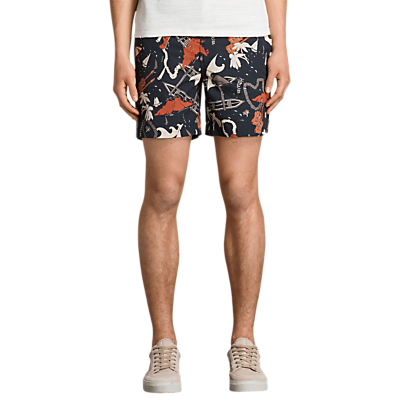 AllSaints Waikiki Swim Shorts