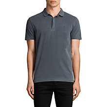 Buy AllSaints Ossage Polo Shirt Online at johnlewis.com