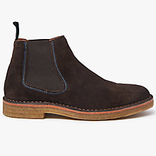 Buy Paul Smith Dart Chelsea Boots, Brown Online at johnlewis.com