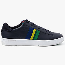 Buy PS by Paul Smith Lawn Trainers, Dark Blue Online at johnlewis.com