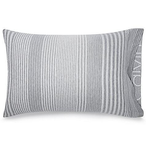 Buy Calvin Klein Modern Cotton Rhythm Cotton Blend Bedding Online at johnlewis.com