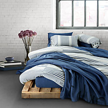 Buy Calvin Klein My Calvin Rhythm Cotton Blend Bedding Online at johnlewis.com
