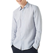 Buy Jigsaw Italian Linen Cotton Shirt Online at johnlewis.com