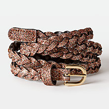 Buy Des Petits Hauts Oli Belt, Multico Online at johnlewis.com