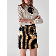 Buy Des Petits Hauts Valmont Stripe Skirt, Rayures Online at johnlewis.com