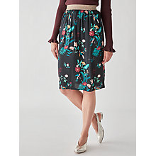 Buy Des Petits Hauts Sultana Printed Skirt, Paradise Online at johnlewis.com