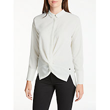 Buy Numph Corning Shirt, Pristine Online at johnlewis.com