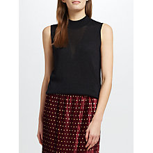 Buy Numph Francine Top, Caviar Online at johnlewis.com