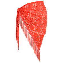 Buy Chesca Floral Lace Shawl, One Size Online at johnlewis.com