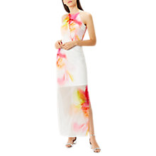 Buy Coast Demores Print Maxi Dress, Multi Online at johnlewis.com
